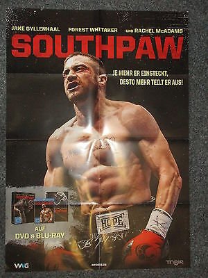 Southpaw - A1 Filmposter