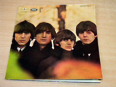 The Beatles/For Sale/1964 Parlophone Gatefold Stereo LP/First Pressing