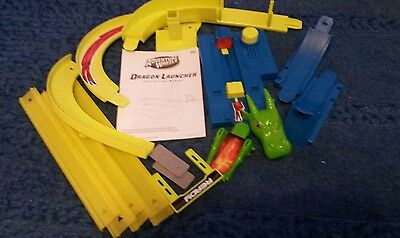 Adventue Wheels (Like Hot Wheels) Dragon Launcher - Complete - Good Condition