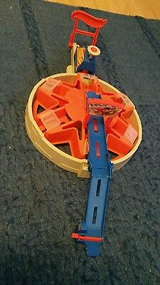 Hot Wheels Car Launcher Playset - Good Condition