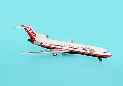 Inflight200 Trans World Airlines TWA B 727 1:200 Plane Aircraft Model IF7220411A