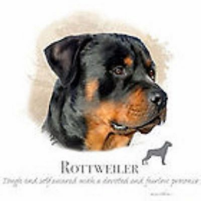 Rottweiler Robinson Tote