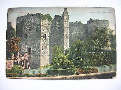 Rothesay Castle, Bute. (Reliable Series - Very early 1900s