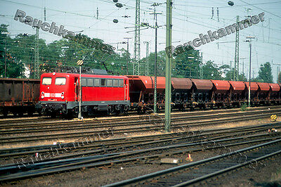 DB 140 848-3  Worms Hbf 2003 / org. Dia + Datei!  376#14