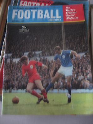 Charles Buchan's Football Monthly November 1965
