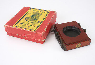 THORNTON PICKARD TIME AND INSTANT SHUTTER, 2 INCH HOLE BOXED/cks/189694