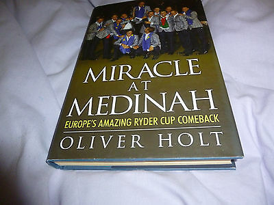 Ryder Cup - Miracle At Medinah - Europe's Amazing Ryder Cup Comeback
