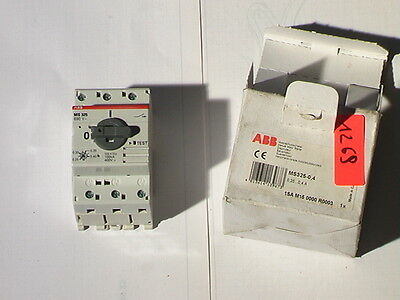 MS325-0.4 ABB Disjoncteurs magnéto-thermiques Motor protection switch 0.25-0.4A