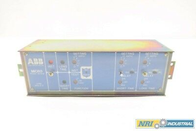 Abb Mps-C-5 Micro Power-Shield 100/200A Trip Control Unit D538300