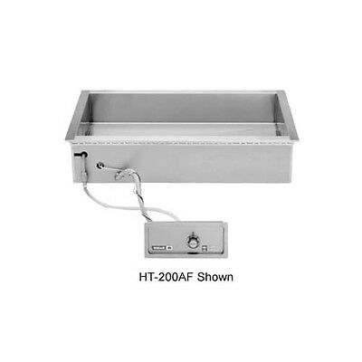 """Wells HT-400AF 53-3/4""""x19-7/8""""Opening Built-in Bain Marie Style Heated Tank"""