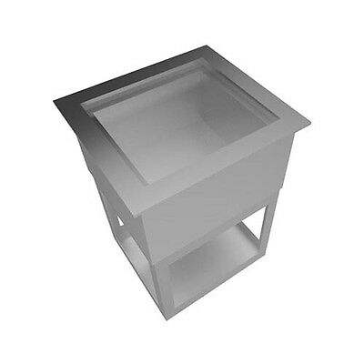 Wells RCP-050 (1) 1/2 Size Pan Drop-in Cold Food Well Unit