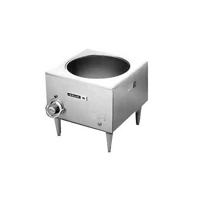 Wells SW-10T-QS Quickship Countertop Food Warmer for 11 Quart Round Pan