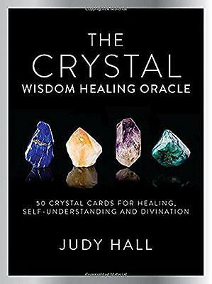 Crystal Wisdom Healing Oracle Kit, Judy A. Hall | Cards Book | 9781780289403 | N