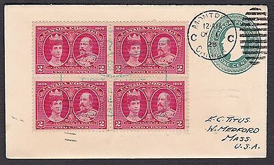 1¢ Wonders ~ Canada 1928 Ffc Montreal To Albany Usa Cachet On Stamps #b1508
