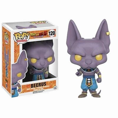 Funko Pop Animation: Dragonball Z Beerus (In Stock 30/12)