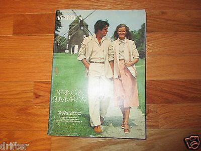 1979 Spring Summer Montgomery Ward Wards Catalog