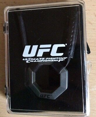 Ufc Octagon Necklace TUF Ultimate Fighter Mma