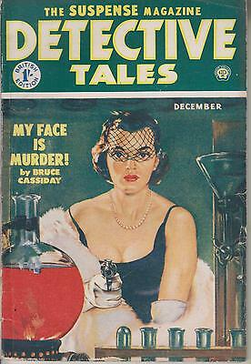 Detective Tales Dec 1952    British Edition Of An American Publication