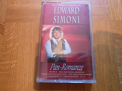 EDWARD Simoni ---   Pan- Romanze