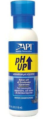 API PH Up 118ml AQUARIUM TREATMENT 0317163030318