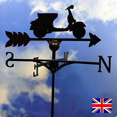 High Quality British Made Scooter Weathervanes.(101)