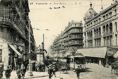 Carte Postale / Marseille / Tramway