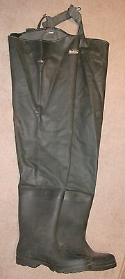 Barbour Waders - Worn - Size 9