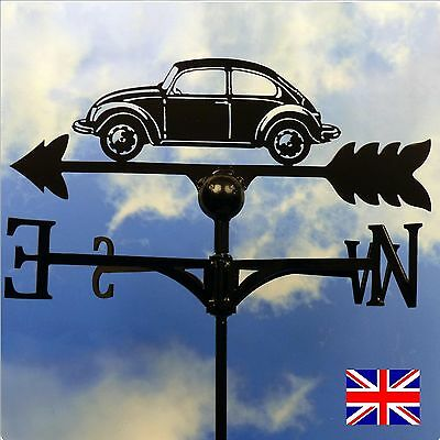 High Quality British Made VW Beetle Weathervanes.(29V)