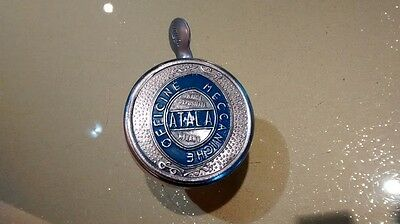 Campanello bici ATALA MILANO ITALY vintage old bell bicycle