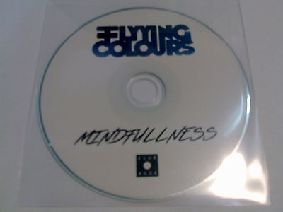 FLYYING COLOURS - Mindfullness. rare UK 10 track CD (Buy 3 = Free P&P!)