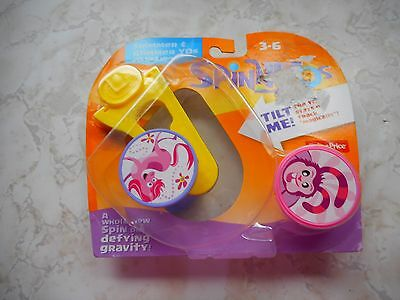Fisher Price Shimmer & Glimmer Yo's Spinnyos Track Attachment