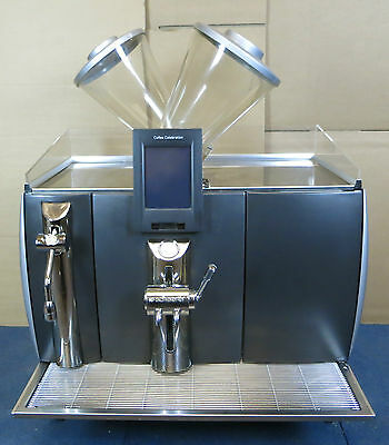 Schaerer Celebration Automatic Bean 2 Cup Commercial Coffee Espresso Machine