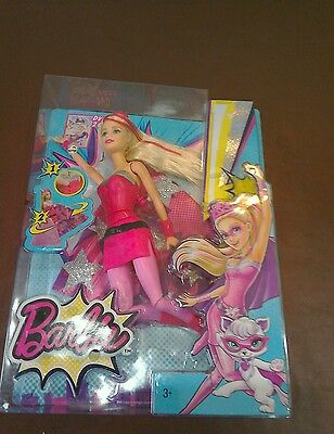 barbie in princess super power 2 in 1 doll
