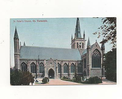 St Peter's Church,Great Yarmouth,Norfolk,PPC