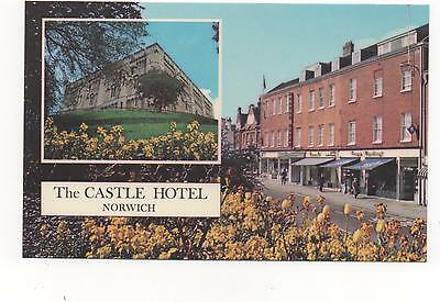 The Castle Hotel,Norwich Norfolk,RPPC  Jarrolds & Sons