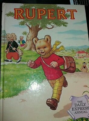 Rupert the Bear Annual 1984 Unclipped