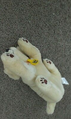 Andrex toy dog