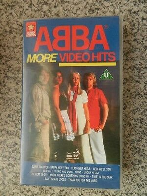 Abba Video: More Video Hits
