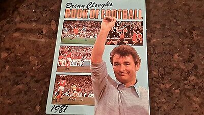 Brian Clough's Book of Football 1981