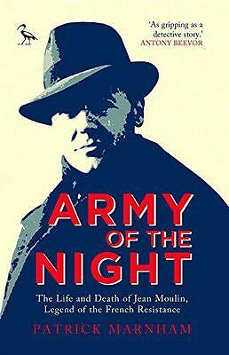 Army of the Night, Patrick Marnham   Paperback Book   9781784531089   NEW