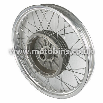 "New 19"" Spoked Front Wheel To Fit Bmw /5 And R60/6 Models"