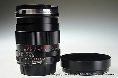 Carl Zeiss Distagon T * 35mm f/2 ZF for Nikon Excellent