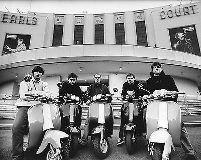 """Oasis Scooters 10"""" x 8"""" Photograph no 2"""