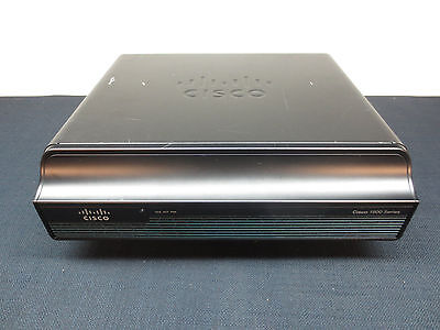 Cisco 1941 1941/K9 V04 Router with Security K9 License