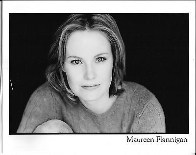 MAUREEN FLANNIGAN glamour agency headshot Photo OUT OF THIS WORLD ====