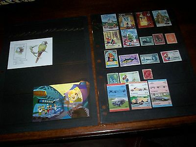Great LOT of ST VINCENT STAMPS Removed from Albums SV30