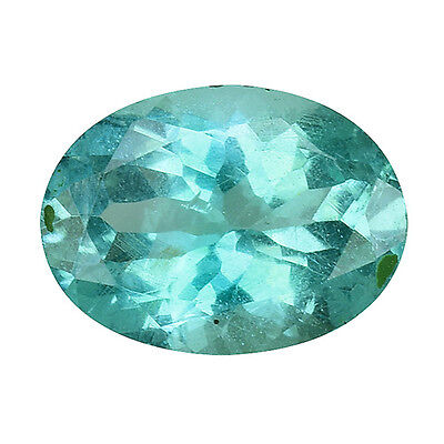 1.385Cts Gorgeous Amazing Blue Green Natural Apatite Oval Gemstones