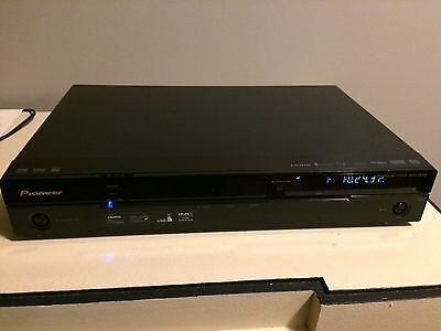 Pioneer DVR-560H-K HDD DVD Player Recorder PVR 160GB HD HDMI Tested Working 1080