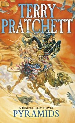 A Discworld novel: Pyramids: (the book of going forth) by Terry Pratchett