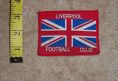1970s Liverpool FC  Sew On Cloth Badge/Patch Lot 1